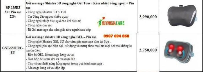 Goi massage homdecis usa bao hanh 2 nam