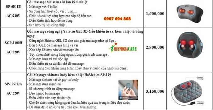 Goi massage homdecis usa chinh hang